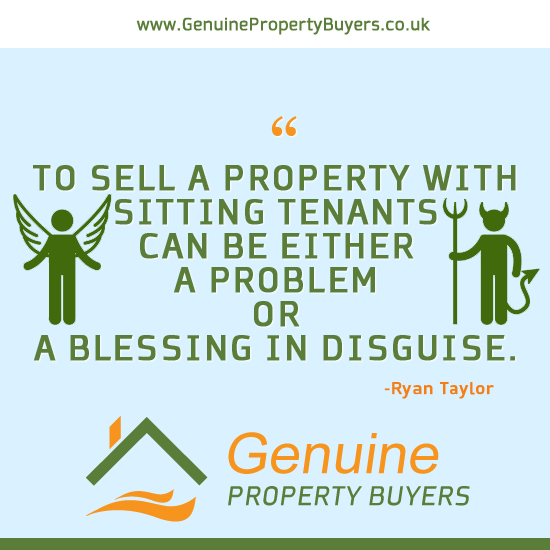 selling property with tenants
