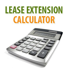 Lease extension calculator